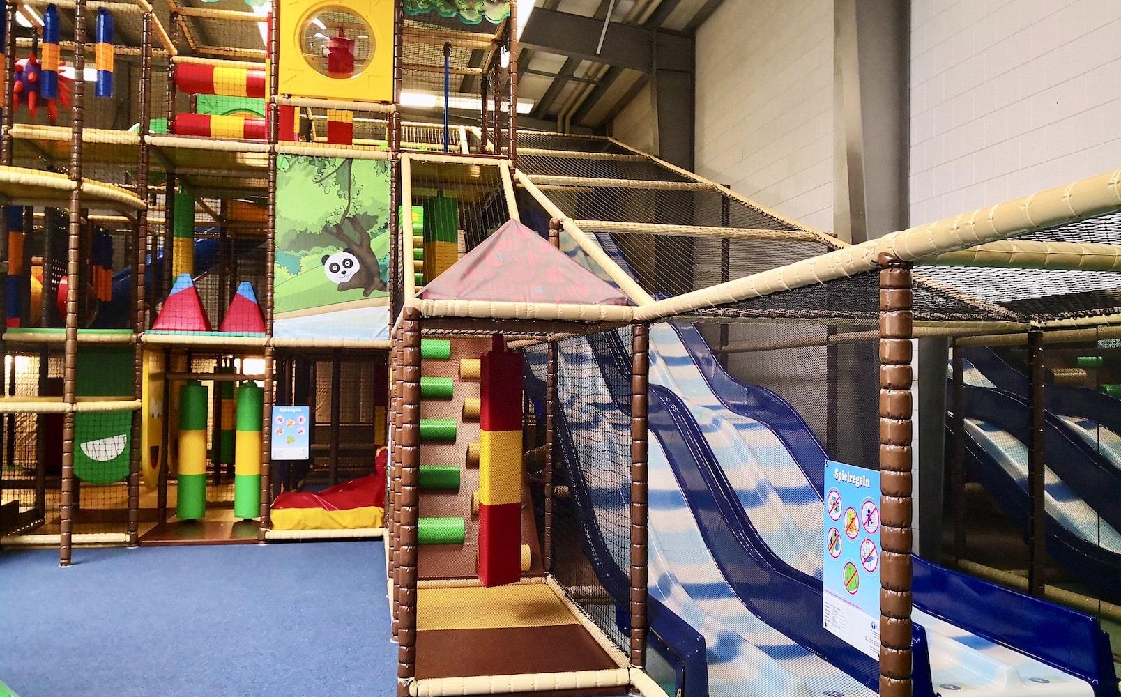Willkommen im einzigen Indoorspielplatz für Kinder in Frankfurt (Oder)